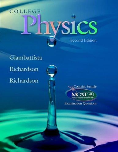 College Physics, 2nd Edition, Vol. 2