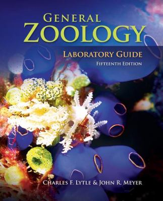 General Zoology Laboratory Guide 15 Edition