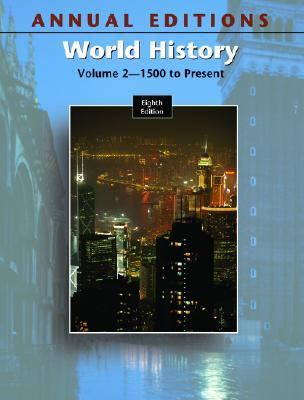World History 1500 To the Present