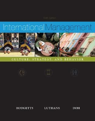 International Management Culture, Strategy And Behavior W/ Olc Card Mp