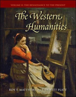 The Western Humanities, Volume 2