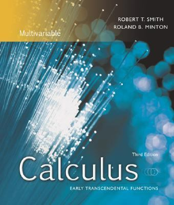 Calculus, Multivariable Early Transcendental Functions; Multivariable