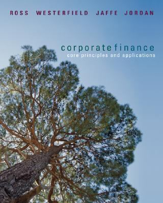 Corporate Finance Core Principles & Applications