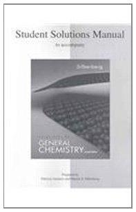 Student's Solutions Manual to accompany Principles of General Chemistry