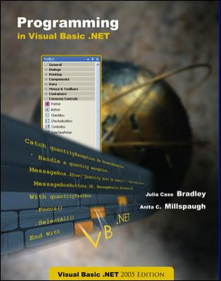 Programming in Visual Basic .net