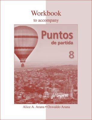 Workbook to accompany Puntos de Partida