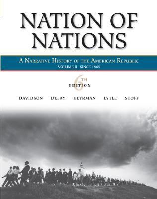 Nation of Nations, Volume 2: Since 1865