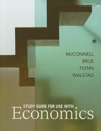 Study Guide for Use with Economics, 18th Edition