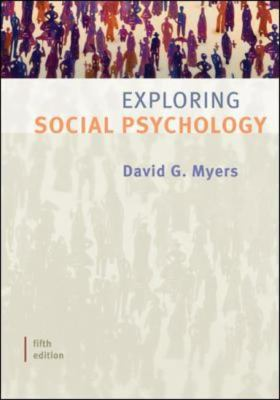 Exploring Social Psychology