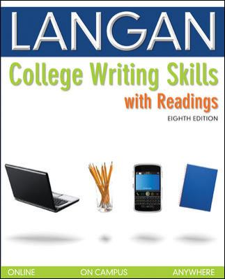 College Writing Skills with Reading Eight Edition