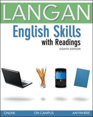 Langan English Skills with Readings Eighth Edition