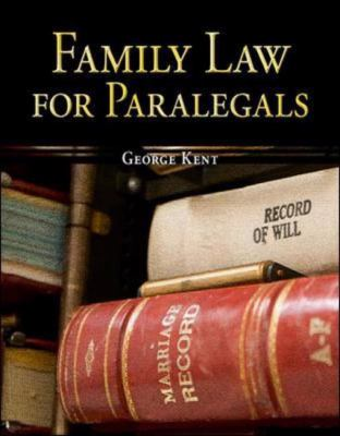 Family Law for Paralegals (The McGraw-Hill Paralegal List)