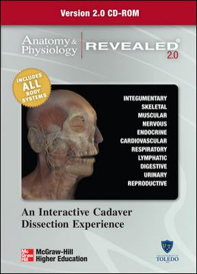 Anatomy and Physiology Revealed - with 2.0 CD