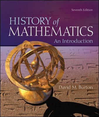The History of Mathematics: An Introduction