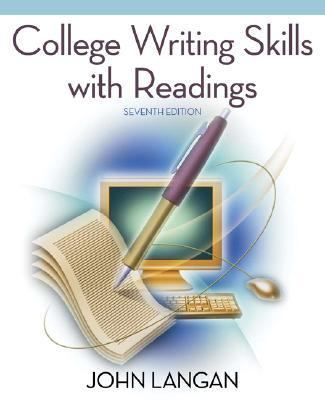 College Writing Skills With Readings, Form B