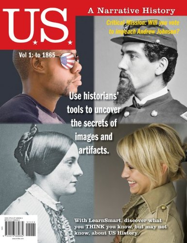 US: A Narrative History Volume 1: To 1865