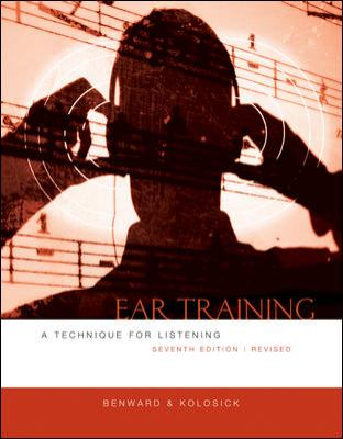Ear Training, Revised