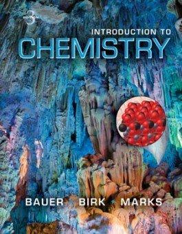 Introduction to Chemistry: Third Edition