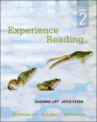 Experience Reading, Book 2