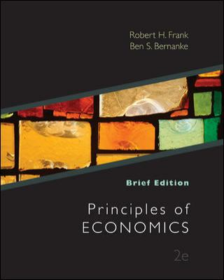 Principles of Economics, Brief Edition (The Mcgraw-Hill Series Economics)