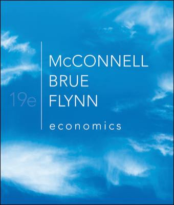 Economics with connect plus (the mcgraw-hill series economics.