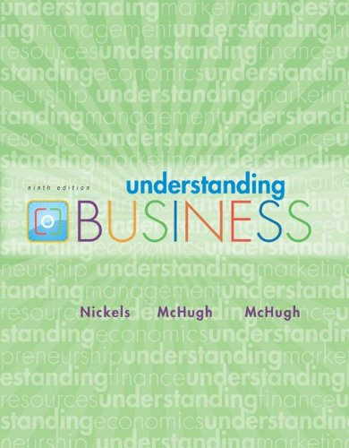 Understanding Buisness Ninth Edition