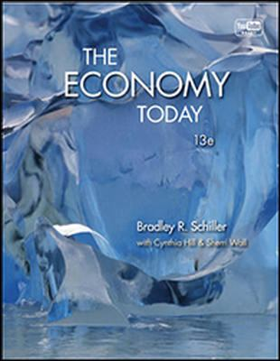 The Economy Today, 13th Edition (McGraw-Hill Series Economics)