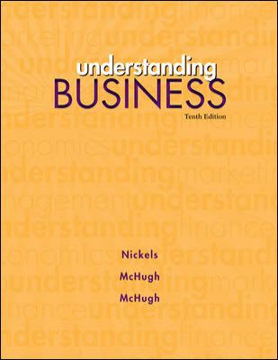 Understanding Business, 10th Edition