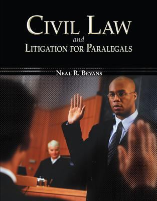Civil Law & Litigation for Paralegals (McGraw-Hill Business Careers Paralegal Titles)