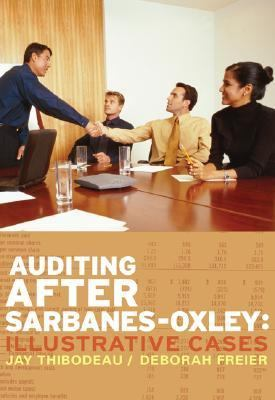 Auditing After Sarbanes-Oxley Illustrative Cases