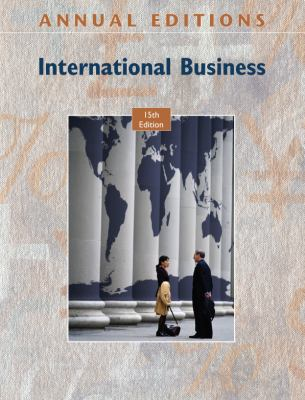 Annual Editions: International Business, 15/e