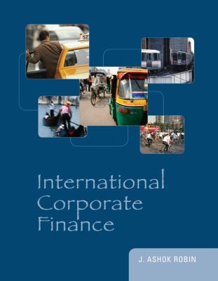International Corporate Finance (McGraw-Hill/Irwin Series in Finance, Insurance and Real Estate)