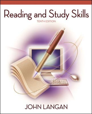 Reading and Study Skills, 10th Edition