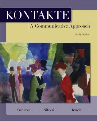 Kontakte: A Communicative Approach (Student Edition)