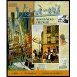 Vis a Vis: Beginning French Edition