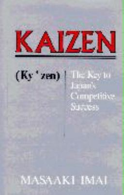 Kaizen The Key to Japan's Competitive Success