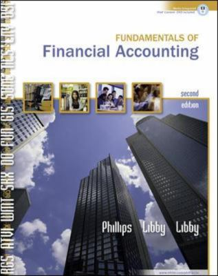 Fundamentals of Financial Accounting 2e W/Landry's Restaurants, INC. Annual Report and Ipod Content Installer Dvd