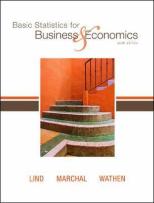 Basic Statistics for Business and Economics with Student CD
