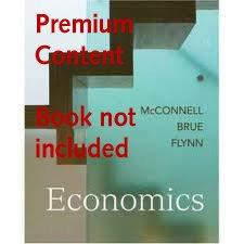 Premium Content Card for Economics, 18e [Economics, 18th edition] Author(s): McConnell , Campbell