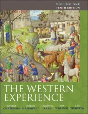 The western experience volume 1 10th edition rent 9780077291174 by theodore rabb barbara hanawalt isser woloch lisa tiersten mortimer chambers fandeluxe Image collections