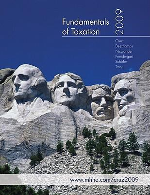 Fundamentals of Taxation 2009 with Taxation Preparation Software