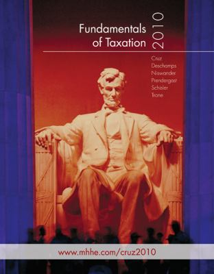 Fundamentals of Taxation 2010 with Tax Act Software