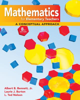 Math for Elementary Teachers: A Conceptual Approach, MP