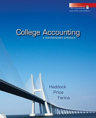 College Accounting: A Contemporary Approach with Home Depot 2006 Annual Report