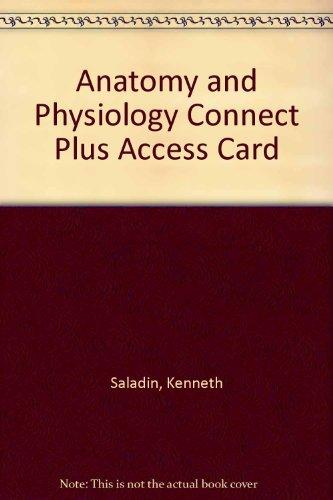 Connect Plus Access Card for Anatomy and Physiology