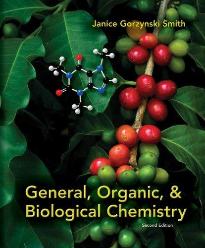 Connect Chemistry with LearnSmart 2 Semester Access Card for  General, Organic & Biological Chemistry