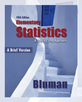 Elementary Statistics: A Brief Version W/Data Disk & Formula Card Mandatory Pkg