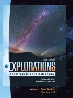 LSC Explorations Volume 1: Solar System (Ch 1-12)