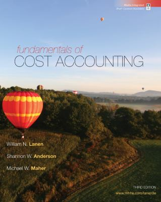 Loose-leaf Fundamentals of Cost Accounting