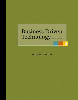 Loose-Leaf Business Driven Technology